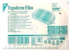 3M Tegaderm Transparent Film Clear Dressing Frame Style 1626W 10cm X 12cm 10PCS