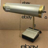 Vintage Chord-a-Lite Desktop Lamp Music Rotary Dial Desk Light RARE 1.C2
