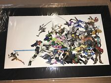 🔥 THE CAVALRY IS HERE - BLIZZARD EMPLOYEE EDITION - SDCC 2016 - OVERWATCH PRINT