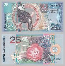 Surinam / Suriname 25 Gulden 2000 p148 unz.