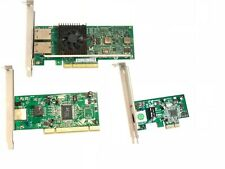3x PCI Network Adapter Cards
