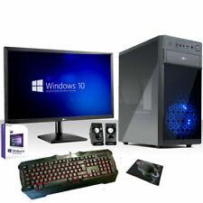 "REALTECHNOLOGY CG-P03M8GBMKWF/22 22"" (1TB HDD, Quad-Core J1 900, 2GHz, 8GB) Desktop PC - Nero"