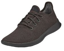 Allbirds Men's Tree Runners Charcoal/Charcoal Sole Comfort Shoes FLSAMP