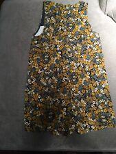 girls velvet dress size 11-12
