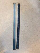 New - Boy's Canvas Belts x 2 - 77 & 79cm Long (Approx 8 Yrs)