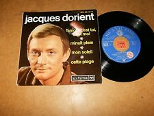 JACQUES DORIENT - EP FRENCH RCA 86157  / LISTEN - MOD BEAT GARAGE FRENCH POPCORN