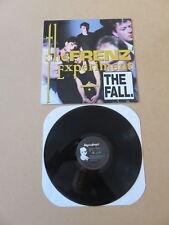 La caduta l'esperimento Frenz LP RARO 1988 USA Pressing & BONUS TRACK 6987-1-H
