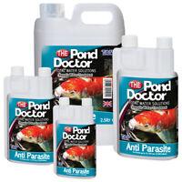 TAP Pond Doctor Anti Parasite Water Treatment Garden Koi Fish Filter Safe