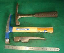 3 Brick Hammers New Vaughan Usa Bp24 24 Oz Estwing E3 20 20 Oz Plumb 24 Oz