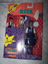 1988 PEE WEE Playhouse Poseable REBA Matchbox (NEW)
