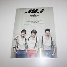BRAND NEW SEALED THE JYJ MAGAZINE NO.2 - The Return of the JYJ