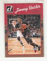 JIMMY BUTLER 2016-17 Panini Donruss #15 Chicago Bulls Miami Heat Mint