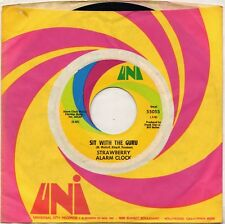 "STRAWBERRY ALARM CLOCK ""SIT WITH THE GURU"" PSYCH ROCK 60'S SP UNI 55055"