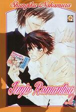 manga - JUNJO ROMANTICA DELUXE N. 2 - rw/goen - nuovo
