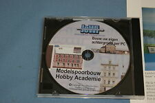 JOWI Back Ground & houses CD-ROM