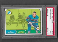 1968-69 OPC AB McDONALD #180 PSA 7 NM 68-69 O Pee Chee HOCKEY