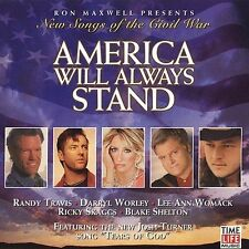 America Will Always Stand by Various Artists (CD, Jun-2004, Time/Life Music)