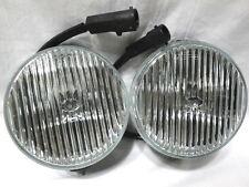 For 93-97 Ranger 1999-2000 F150 Glass Fog Light Lamp RL H Pair W/Bulbs NEW