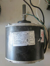 AO SMITH Furnace Blower/Condenser Fan Motor 1/3HP 460V 1100 RPM 60Hz 1PH 1.0AMPS