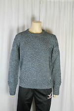 Fenchurch Mens Round Neck Blue Jumper Size Medium  (38TC)
