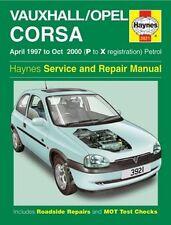 opel corsa b 1994 manual
