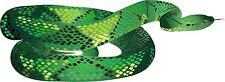 Serpiente Viper Python Sticker Etiqueta de vinilo gráfico Etiqueta V2