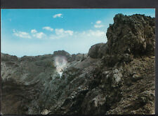 Italy Postcard - Napoli - Vesuvius - Side of The Crater B2707