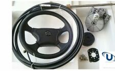 Boat Steering Kit 12FT (3.65metre) Cable Teleflex Ultraflex Compatible Multiflex