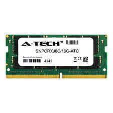 16GB DDR4 2666MHz PC4-21300 SODIMM (Dell SNPCRXJ6C/16G Equivalent) Memory RAM