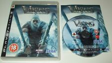 VIKING: BATTLE FOR ASGARD Playstation 3/PS3 Hack & Slash Game NEW CASE/MINT DISC