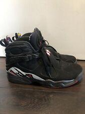 Nike Air Jordan 8 Retro Playoff Mens Basketball Shoes Trainers UK 9.5