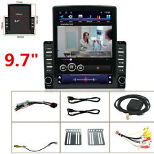 """9.7"""" Android 9.1 Touch Screen Quad Core Car Stereo Radio MP5 Player Wifi GPS"""