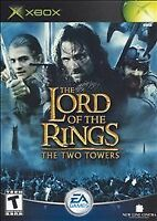 Lord of the Rings: The Two Towers Brand New Sealed Xbox