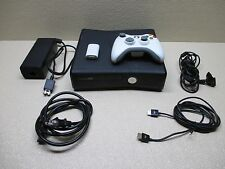 Xbox 360 Slim ~ 320 GB ! Complete Bundle ! Formatted & Ready to Go !