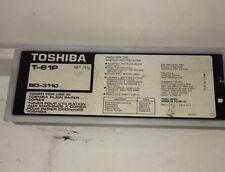 Original Toshiba T61P Toner Schwarz/Black für Toshiba BD 3110