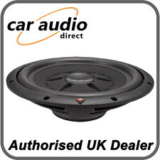"Rockford Fosgate R2SD2-12 - 12"" Prime 400W Shallow Mount Dual 2 DVC Subwoofer BN"