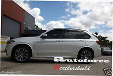BMW X5 F15 WAGON 2014-2017 WEATHER SHIELD WEATHERSHIELD WINDOW DOOR VISOR GUARD