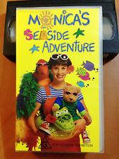 MONICA'S SEASIDE ADVENTURE - VHS