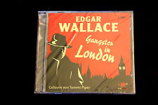 Edgar Wallace: Gangster in London (Hörbuch - Krimi)