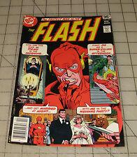 The Flash #260 (Apr 1978) Vg+ Condition Comic