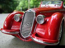 Coche De Carreras ALFA ROMEO GP F 1 INDY 43 DEPORTE 24 1930 2 VINTAGE 12