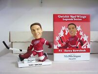 Terry Sawchuk 2011 Red Wings / Loons Bobble SGA Detroit Red Wings Bobblehead