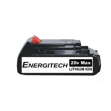 Replacement 20 Volt Lithium Ion Battery - Craftsman 20v MAX Bolt On 900.1648 30W
