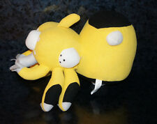 STAND ALONE COMPLEX PLUSH Yellow Figure Ghost in the Shell Shiro Masamune Doll