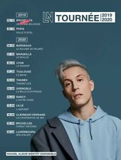 2 places CAT. 1 concert de Loic Nottet 25.10 Paris
