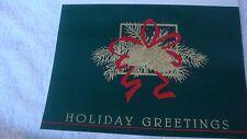 Wholesale Lot 50 Holiday Christmas Greeting Cards Custom Printable NuArt USA A1
