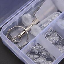 Screw Nut Nose Pad Optical Repair Tool Assorted Kit Set For Eyeglass Sun Glasses