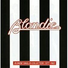 "BLONDIE ""BLONDIE SINGLES COLLECTIO 1977-1982"" 2 CD NEW"