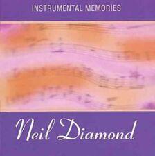 Instrumental Memories - Neil Diamond (2005, CD NIEUW)