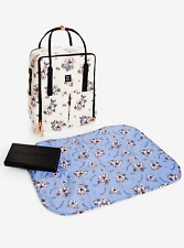 Petunia Pickle Bottom Disney Lilo & Stitch Inter-Mix Backpack Diaper Bag